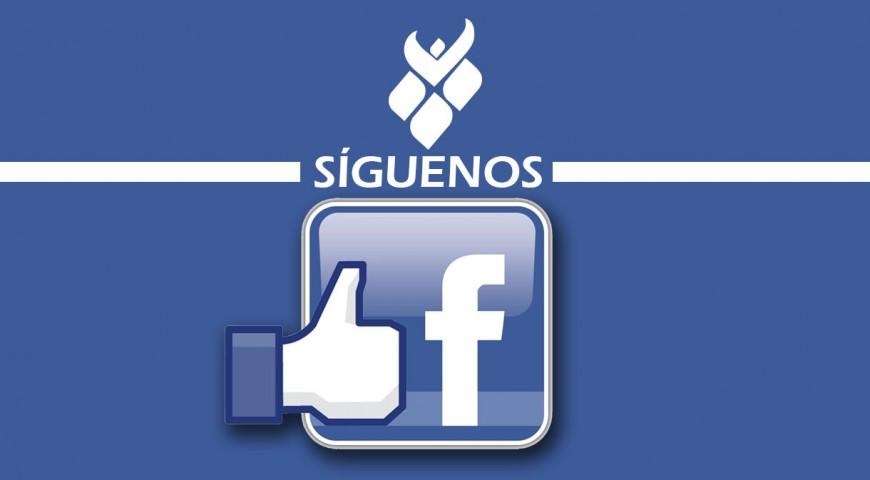 ¡¡Síguenos también en Facebook!!