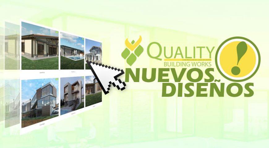 Nuevos diseños de casas eficientes