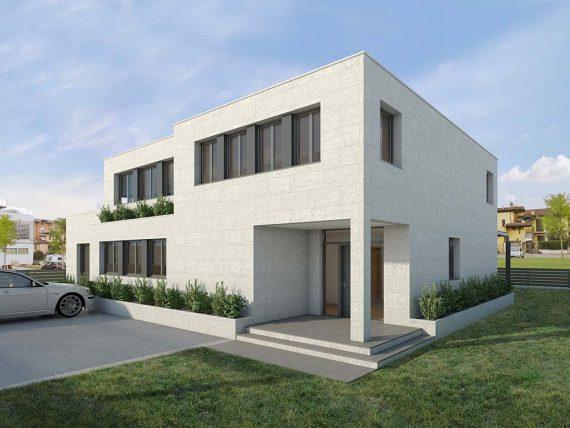 Precio construcci n casa chalet shifer en bizkaia - Precio m2 construccion chalet ...