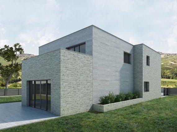 Precio construcci n casa chalet hangar en bizkaia - Precio m2 construccion chalet ...